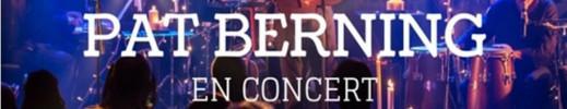 » Ramene ta Crep' » Soirée Concert  Pat Berning Samedi 4 Février 2017 à 18h 30 Entrée Libre